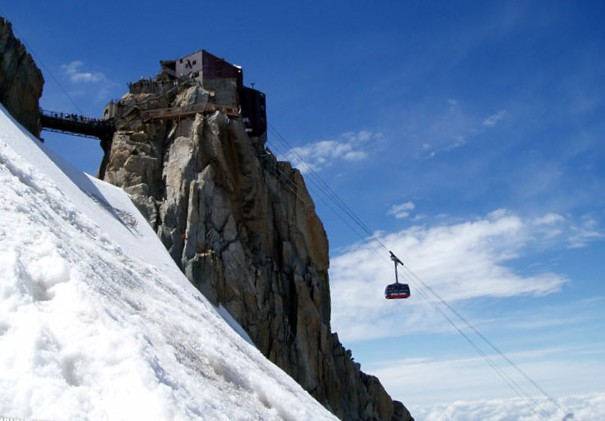 Chamonix-Mont-Blanc - Aiguille du Midi