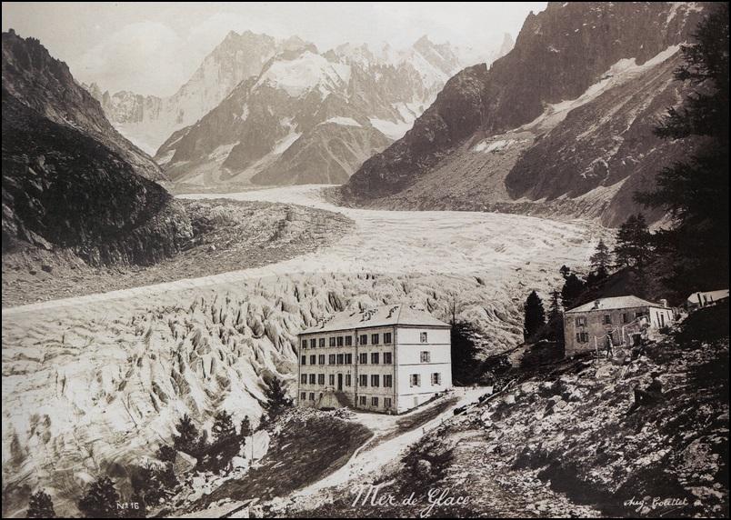 T l cabine puls e tcp de la mer de glace for Le marde hotel