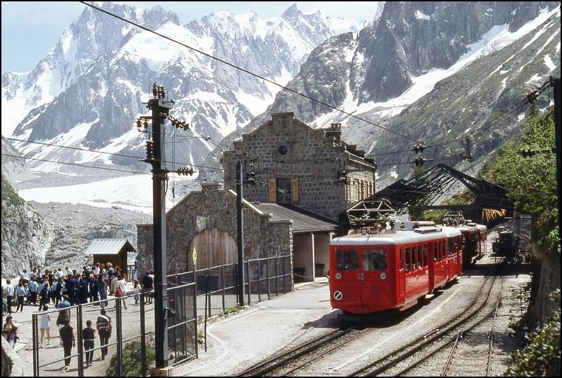 Chamonix-Mont-Blanc - Montenvers