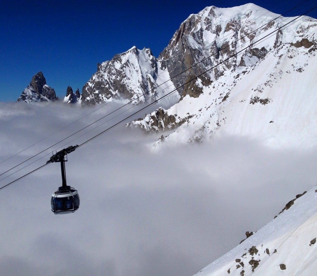 Courmayeur (Monte Bianco)
