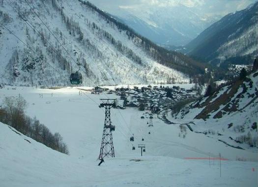 Chamonix-Mont-Blanc - Le Tour